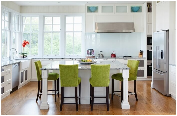 What Kind of Kitchen Island Seating is Your Favorite 3
