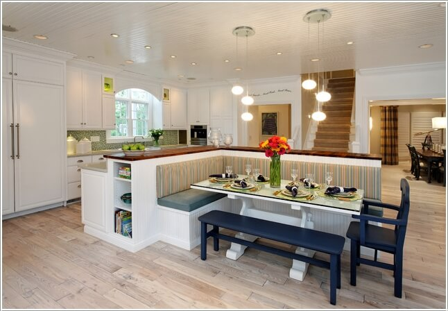 What Kind of Kitchen Island Seating is Your Favorite – Kitchen Island with Seating for 5