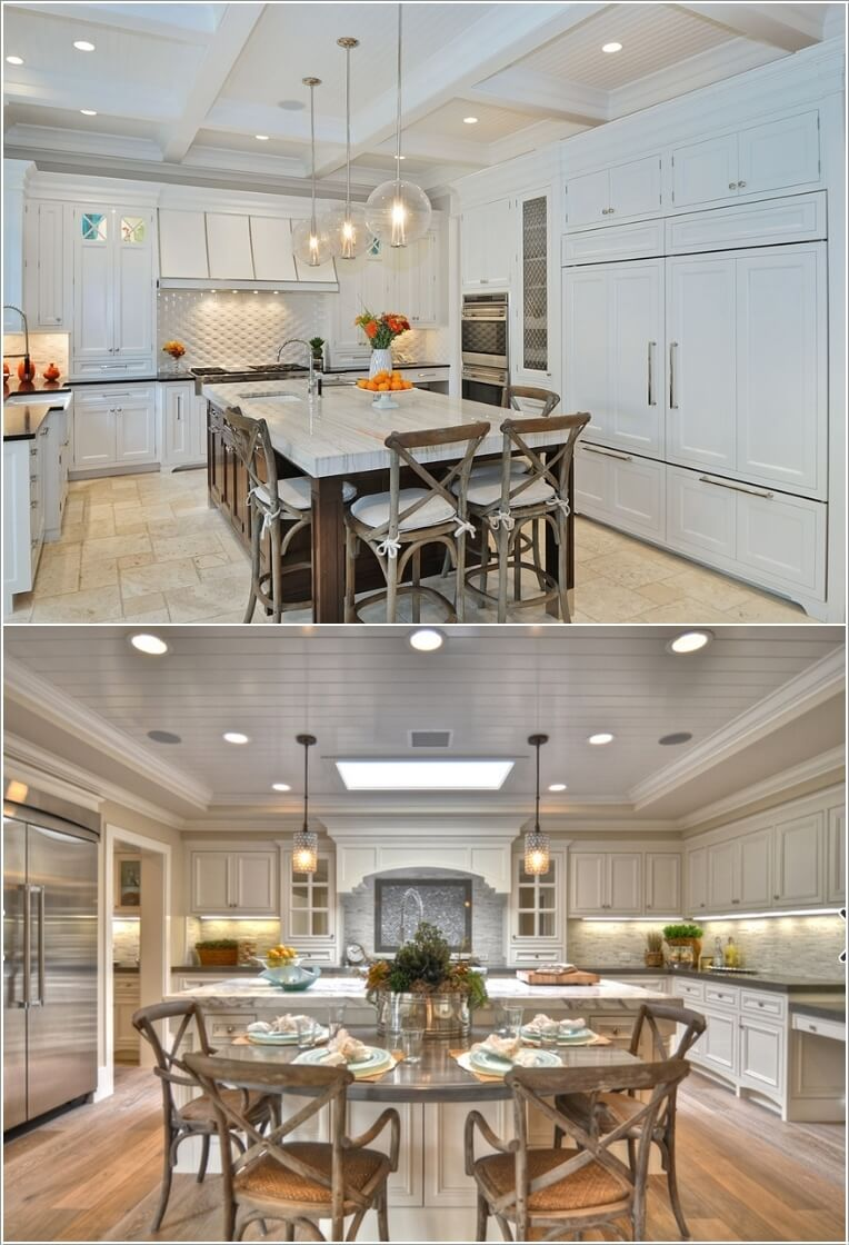 What Kind Of Kitchen Island Seating Is Your Favorite 6