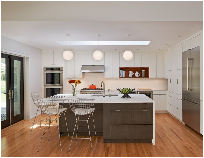 What Kind Of Kitchen Island Seating Is Your Favorite 7