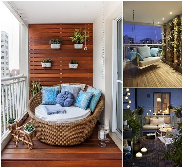 Amazing Interior Design Ideas For Home: Take A Look At These Amazing Condo Patio Ideas