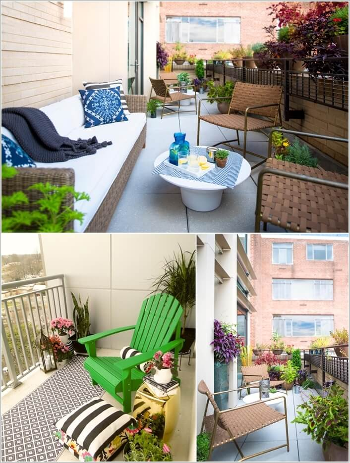 Condo Patio Garden Ideas but urban density is on the rise and avid gardeners who happen to be condo bound are finding creative ways to do their thing on balconies patios and even Take A Look At These Amazing Condo Patio Ideas 7