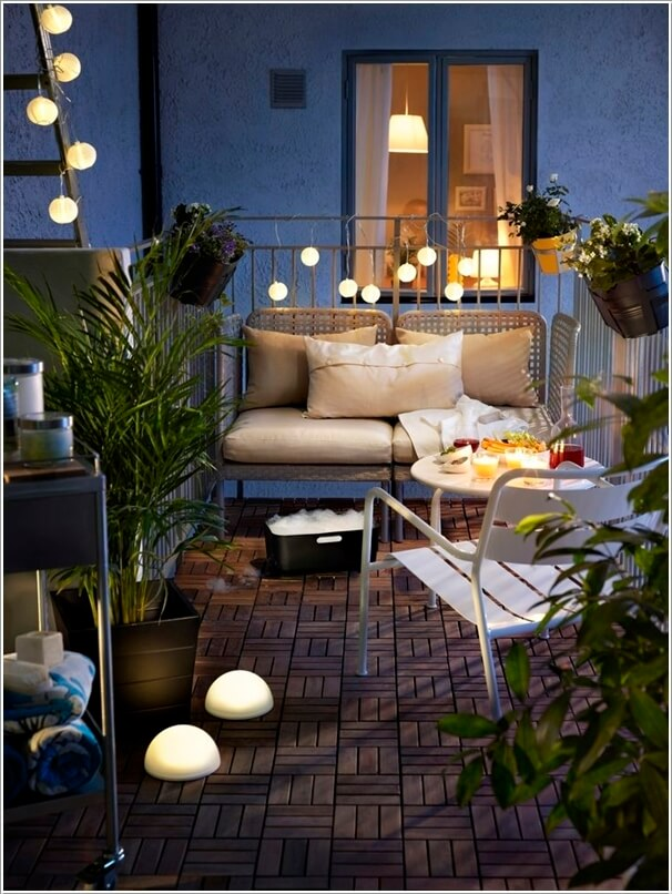 23 Amazing Decorating Ideas For Small Balcony Amazing