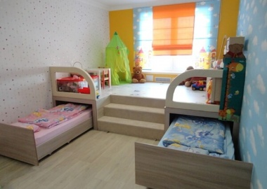 5 Clever Ways to Save Space in a Small Kids' Room fi