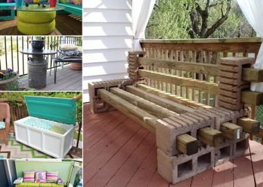 10 Cool DIY Furniture Pieces for Your Balcony fi