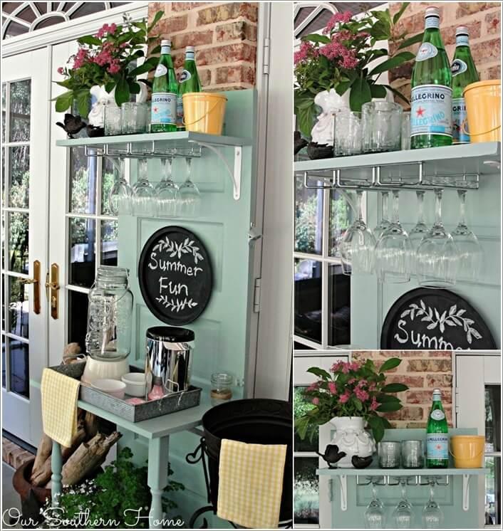 Cool Diy Backyard Ideas : Amazing Interior Design 10 Cool DIY Outdoor Bar Ideas for Summer