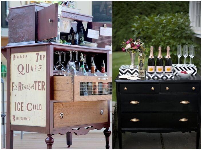 10 Cool DIY Outdoor Bar Ideas for Summer