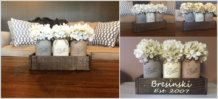 Creative diy coffee table centerpiece ideas
