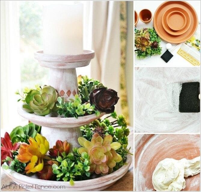 10 Creative DIY Coffee Table Centerpiece Ideas 8