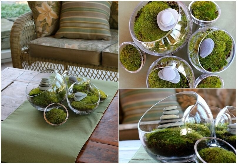 10 creative diy coffee table centerpiece ideas 9 - Centerpiece Ideas