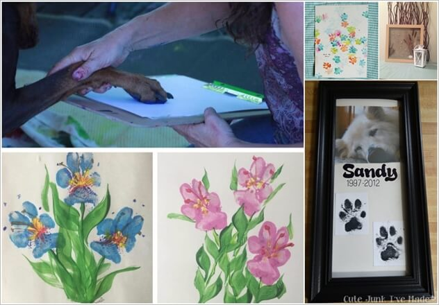 10 Cute Dog Paw Projects You Will Love to Try 1