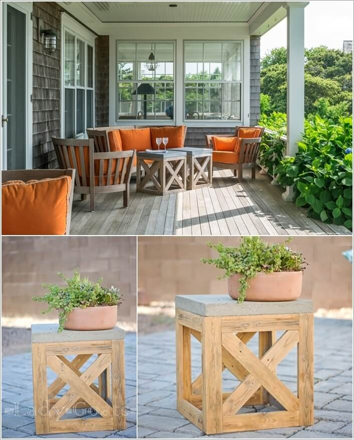 10 Lovely Diy Summer Front Porch Decor Ideas 3