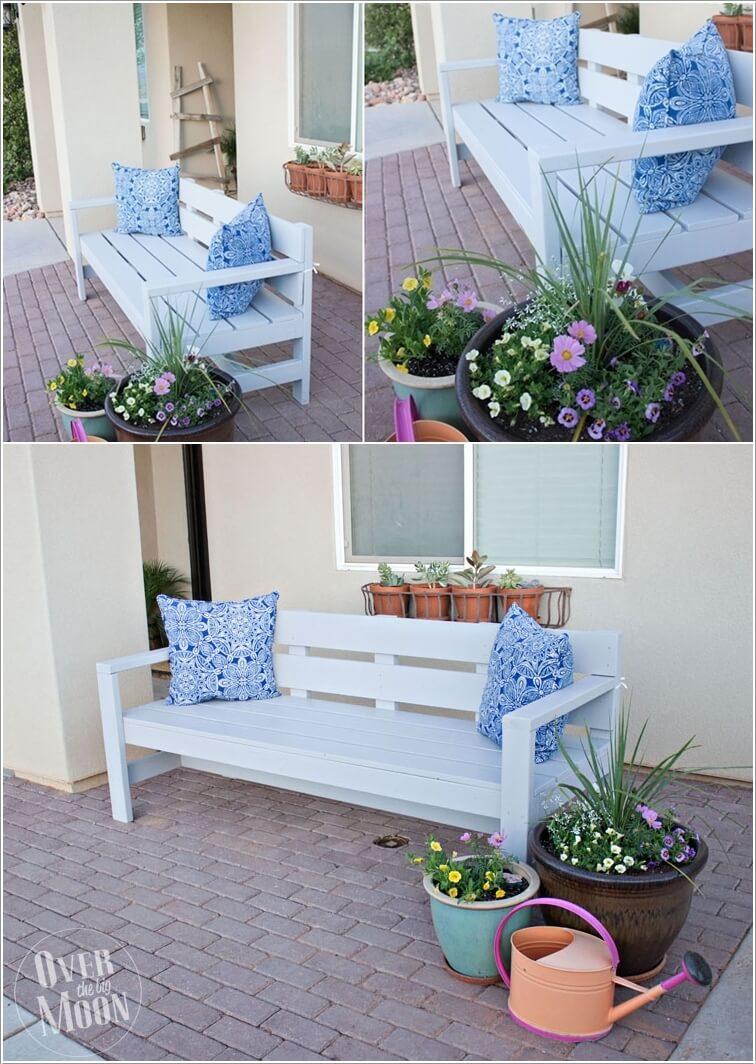10 Lovely DIY Summer Front Porch Decor Ideas 9