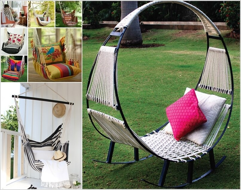 10 Outdoor Chair Designs You Would Love To Have a