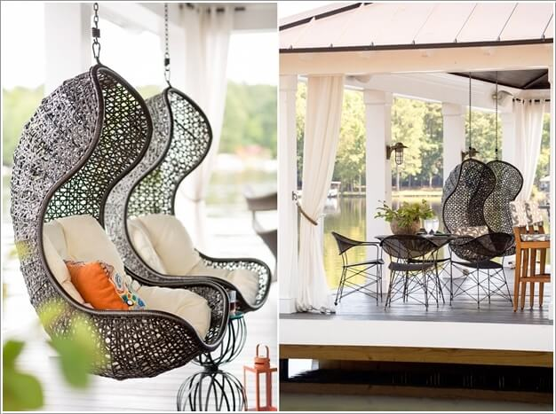 10 Outdoor Chair Designs You Would Love To Have 1