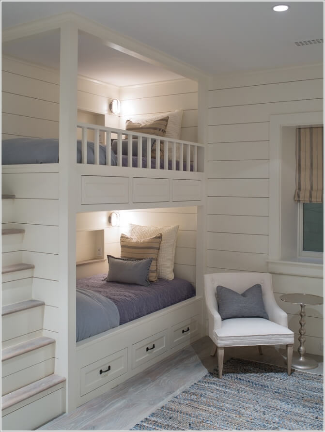 10 Clever Ways to Store More in a Small Kids' Room
