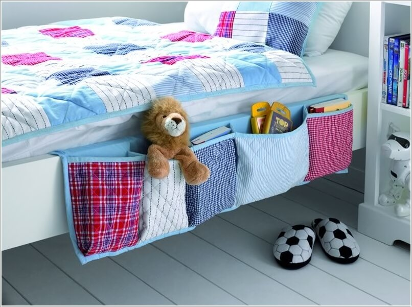 10 Clever Ways to Store More in a Small Kids' Room 3
