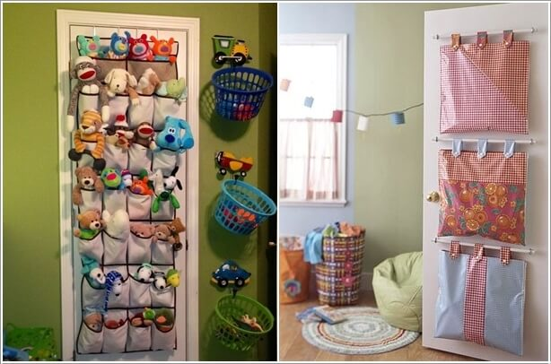 10 Clever Ways to Store More in a Small Kids' Room 4
