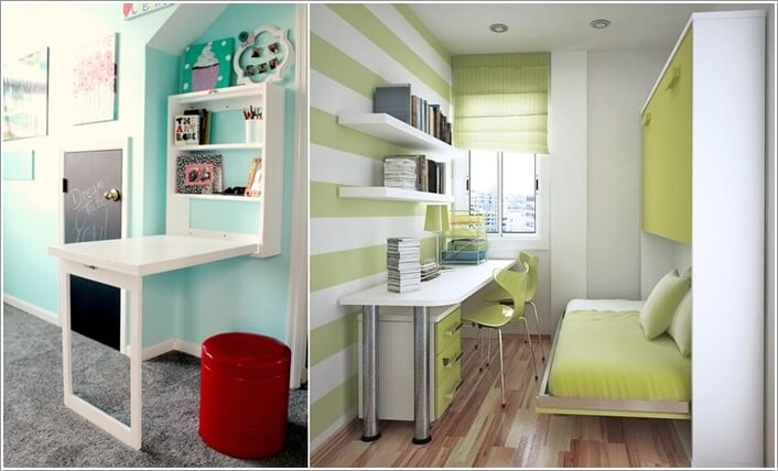 10 Clever Ways to Store More in a Small Kids' Room 8