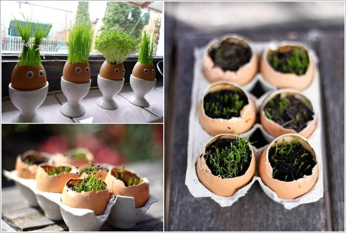 12 Cool Small Herb Gardens That Won't Take Much Space 6