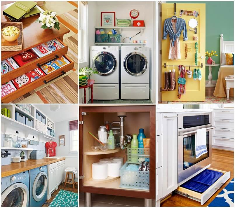 13 Overlooked Storage Spaces in Your Home That Need Your Attention 1