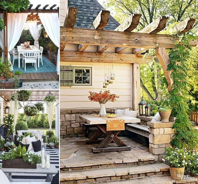 29 cool pergola decor ideas to beautify your home 39 s outdoor space