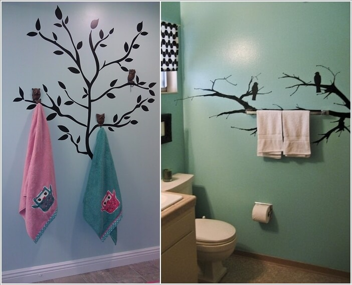10 Cool Things to Do with a Tree Decal 9
