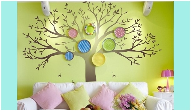 10 Cool Things to Do with a Tree Decal 6