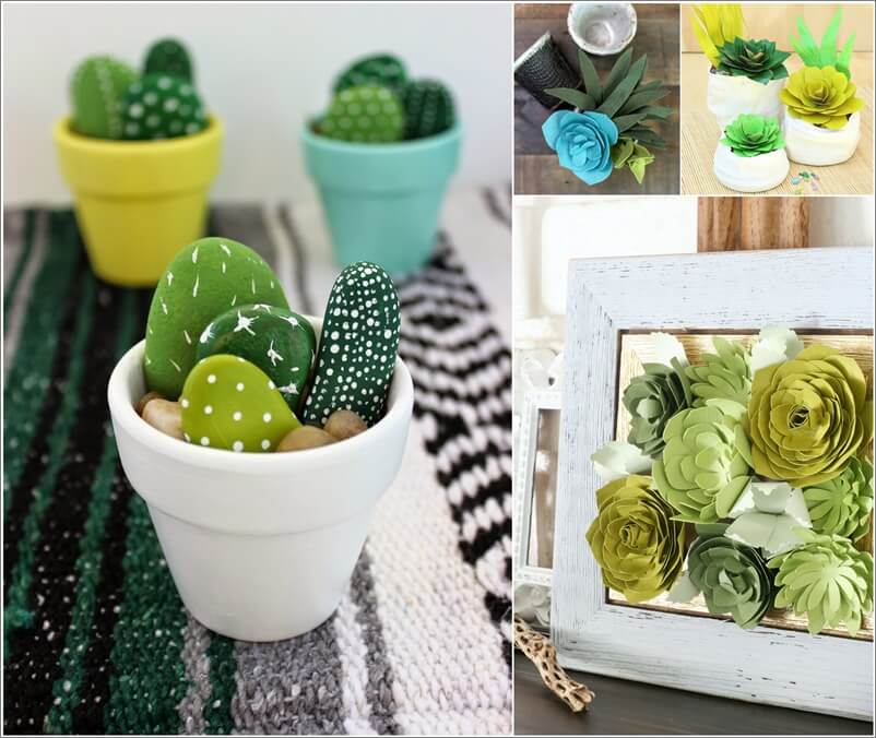 70 Amazing Cactus and Succulent Projects You Will Love 1