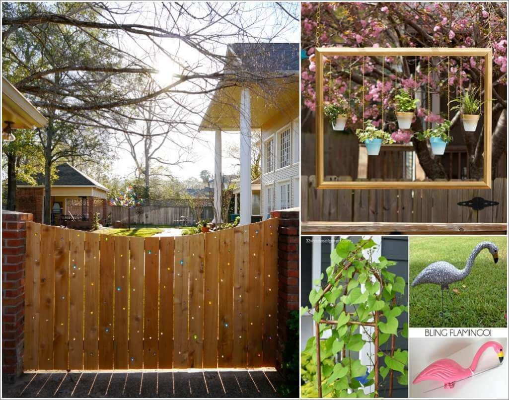 8 Glamorous Projects to Try for Your Yard 1