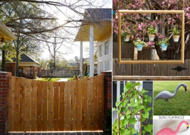 8 Glamorous Projects to Try for Your Yard fi