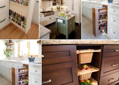 99 Clever Ideas You Can Steal for Your Small Kitchen fi