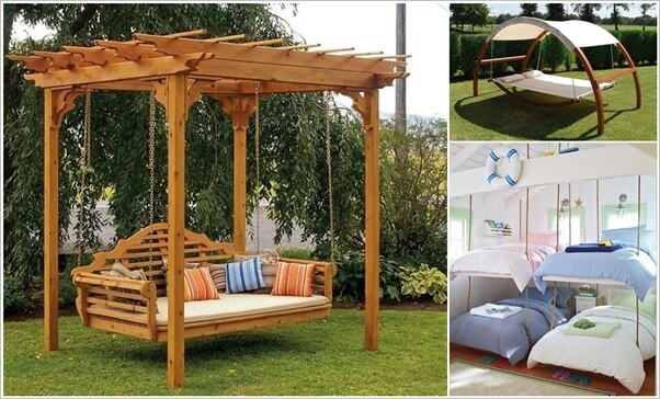 Lots of Amazing Swing Beds Are Here to Become a Part of Your Home 1