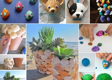 These Seashell Crafts Are Definitely Worth Trying fi