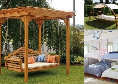 Lots of Amazing Swing Beds Are Here to Become a Part of Your Home fi