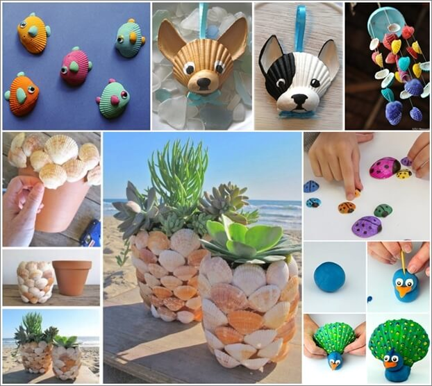 These Seashell Crafts Are Definitely Worth Trying 1