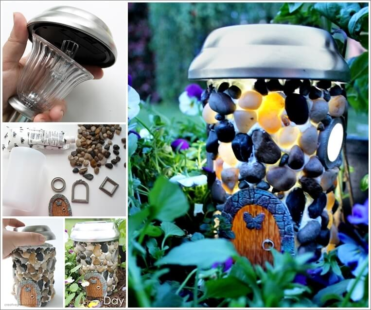 This Solar Powered Fairy House is Truly Stunning 1