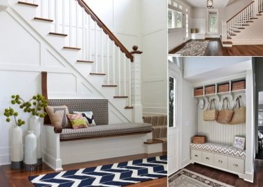 10 Chic Seating Options for Creating a Welcoming Entryway fi
