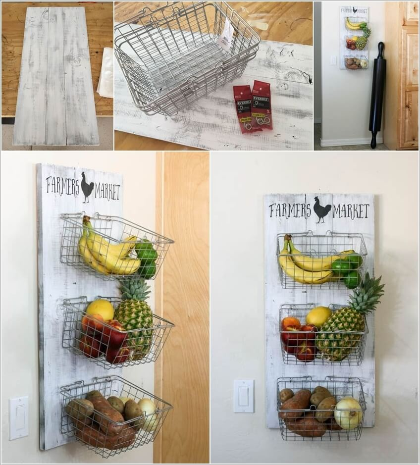 10 Cool and Creative DIY Projects for Your Kitchen 4