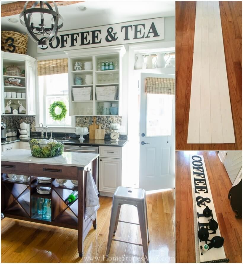10 Cool and Creative DIY Projects for Your Kitchen 10