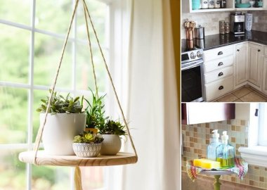 10 Cool and Creative DIY Projects for Your Kitchen fi