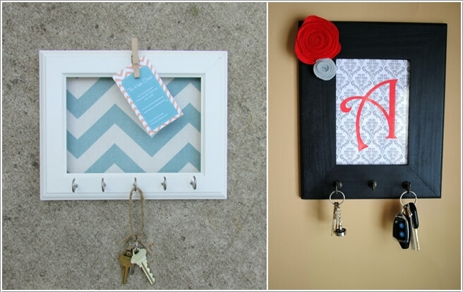 10 Cool DIY Key Holders You Would Want to Try 2