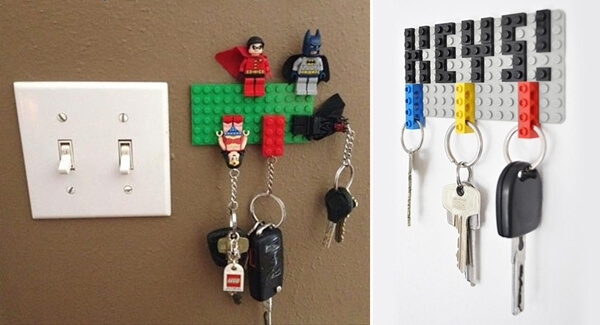 10 Cool Diy Key Holders You Would Want To Try