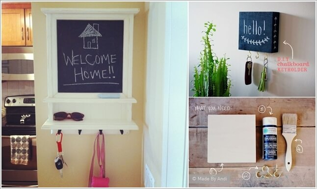 10 Cool DIY Key Holders You Would Want to Try 7