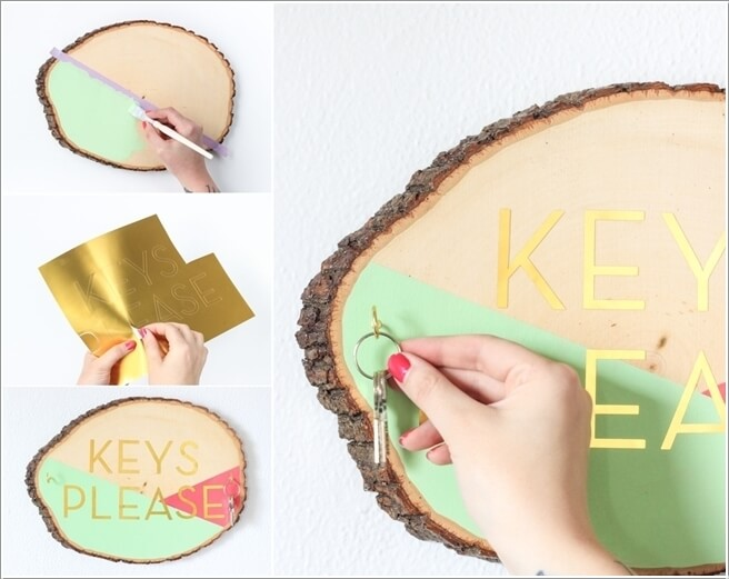10 Cool DIY Key Holders You Would Want to Try 9