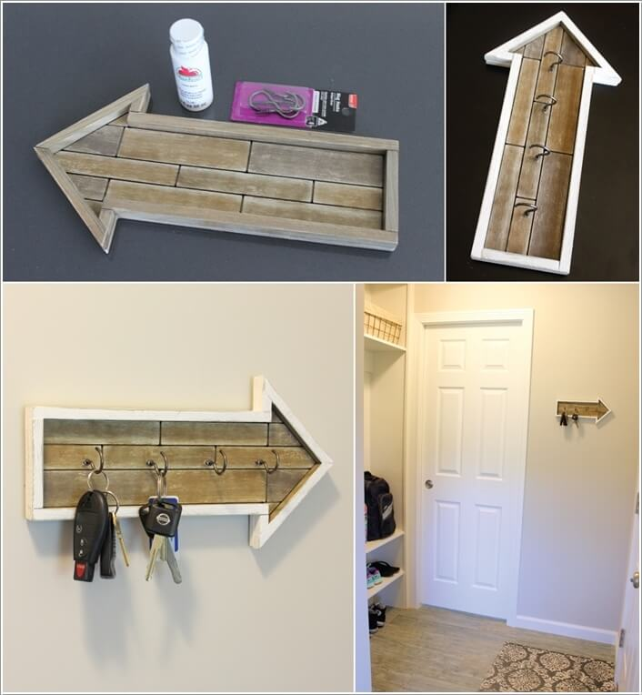 10 Cool DIY Key Holders You Would Want to Try 10