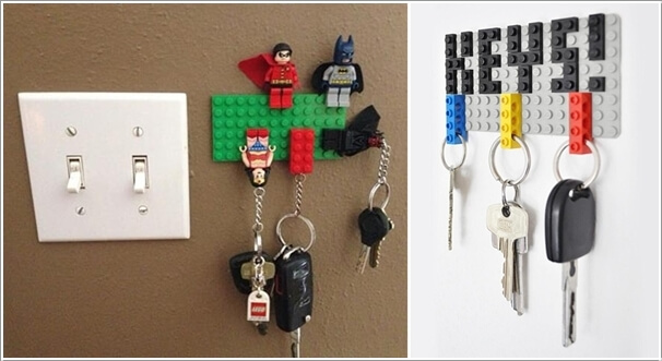 10 Cool DIY Key Holders You Would Want to Try 1