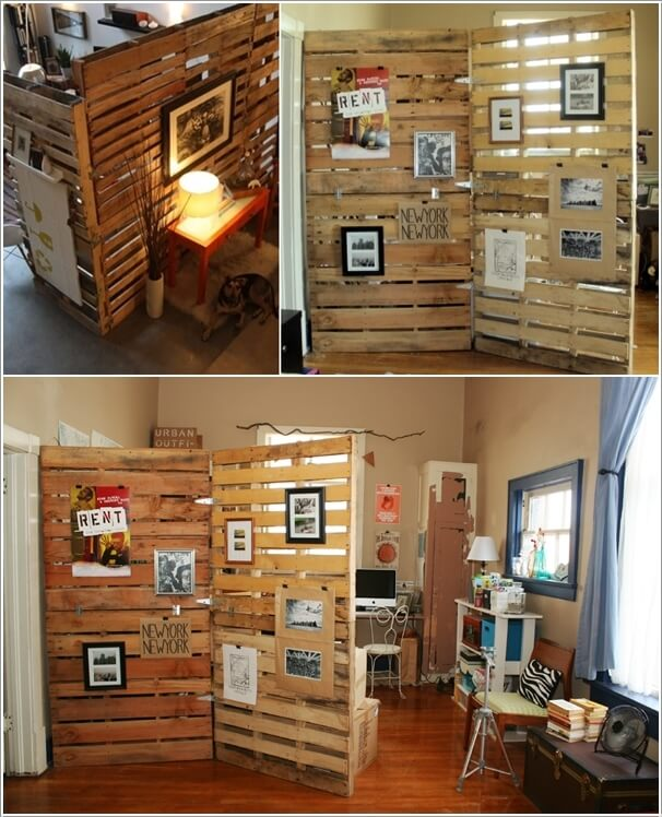 10 Cool DIY Room Divider Designs for Your Home 8