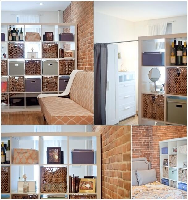 10 Cool DIY Room Divider Designs for Your Home 9