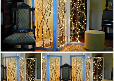 10 Cool DIY Room Divider Designs for Your Home fi